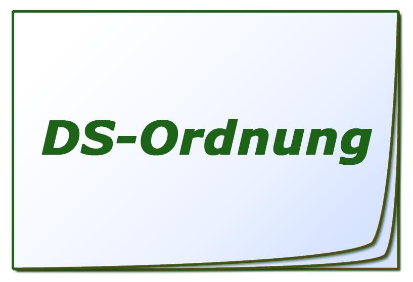 Bild DS-Ordnung