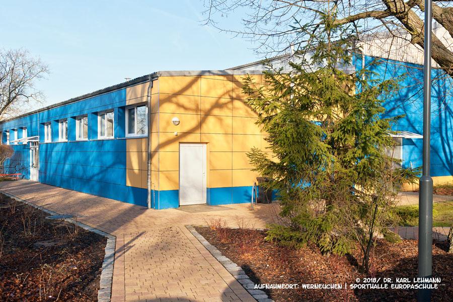 Sporthalle Europaschule Werneuchen