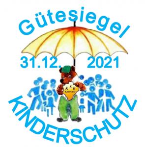 Gütesiegel Kinderschutz 2021