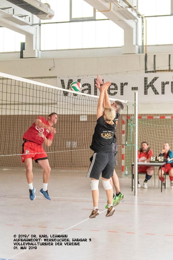 Volleyballturnier der Vereine 1. Mai 2019